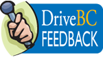 DriveBC seeks your feedback